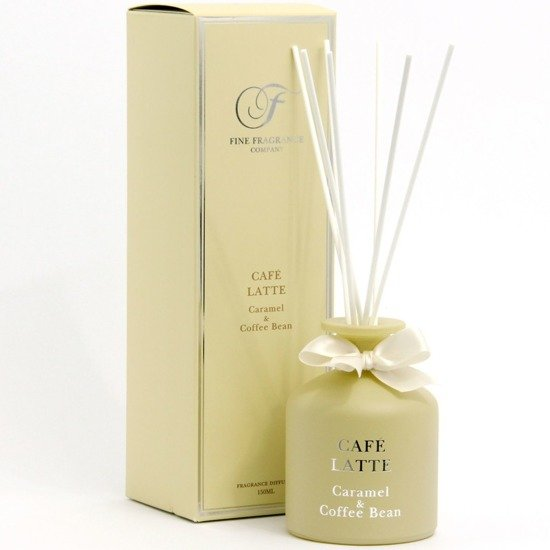Fine Fragrance Melbourne Collection fragrance reed diffuser 150 ml - Cafe Latte