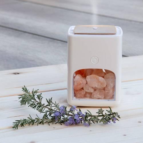 Aromalamps lampa zapachowa do aromaterapii dyfuzor ultrasoniczny Himalaya sól himalajska