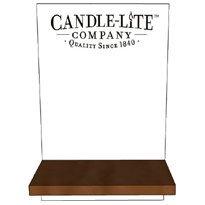 Candle-lite Paulownia Small ekspozytor naladowy 29 cm